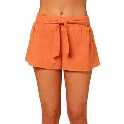 Juniors Darla Dot Shorts