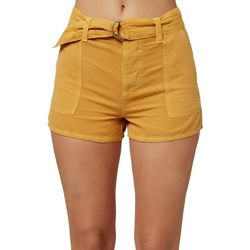 Juniors Cambridge Solid Shorts
