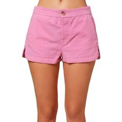 Juniors Bismark Solid Shorts