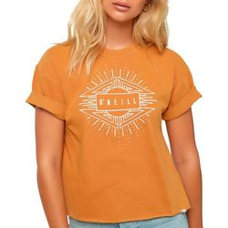 O'Neill Juniors Tunnel Vision Tee