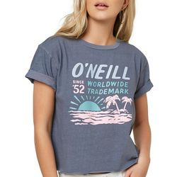 O'Neill Juniors Sea Scape T-Shirt