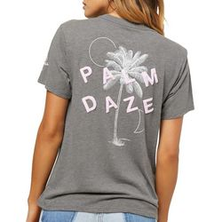 O'Neill Juniors Palm Daze T-Shirt