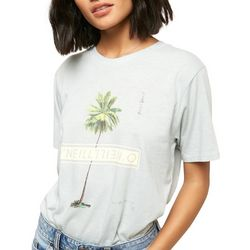 O'Neill Juniors Desert Palm T-Shirt