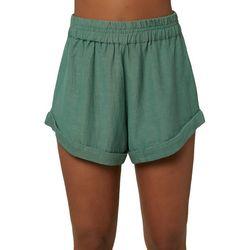 O'Neill Juniors Alden Solid Shorts