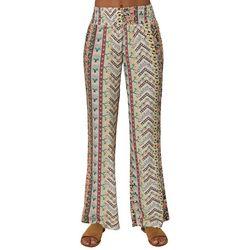 O'Neill Juniors Floral Mix Flowy Pants
