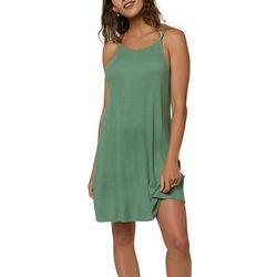 O'Neill Juniors Morette Solid Dress