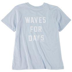 O'Neill Juniors Waves For Days T-Shirt