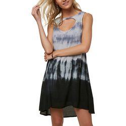 O'Neill Juniors Zoe Tie Dye Dress