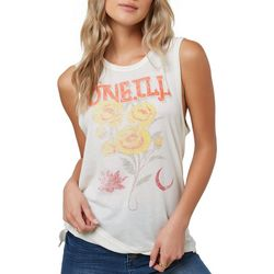 O'Neill Juniors Flower Trip Tank Top