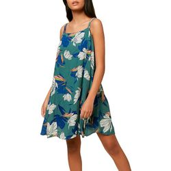Juniors Azalea Floral Print Dress