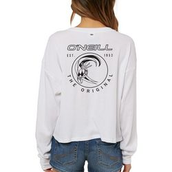 O'Neill Juniors Monumental Long Sleeve Thermal Top