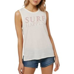 O'Neill Juniors Surf Happens Tank Top