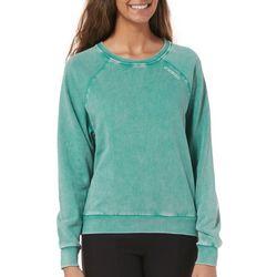 O'Neill Juniors Sea La Vie Embroidered Pullover Sweatshirt