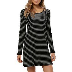 O'Neill Juniors Millia Striped Dress