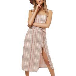 O'Neill Juniors Amalfi Striped Dress
