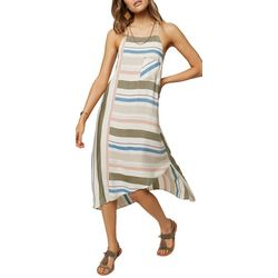O'Neill Juniors Sorbet Striped Dress