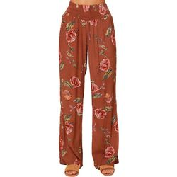 Juniors Johnny Floral Beach Pants