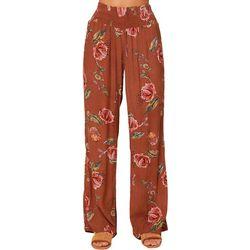 Juniors Johnny Floral Beach Pants