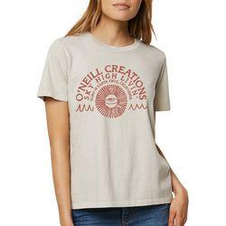 O'Neill Juniors Sky High Livin' T-Shirt