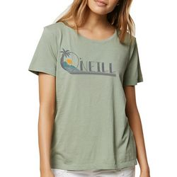 O'Neill Juniors Peninsula Tropical T-Shirt
