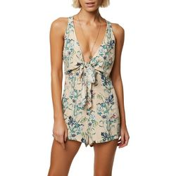 O'Neill Juniors Veda Floral Romper