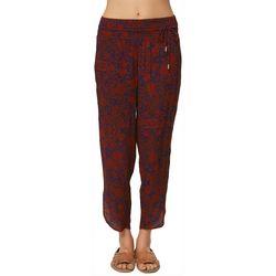 O'Neill Juniors Hana Floral Soft Pants