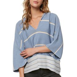 O'Neill Juniors San Pancho Striped Sweater