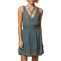 O'Neill Juniors Woodland Solid Tank Dress
