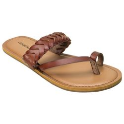 O'Neill Womens Newport Faux Leather Sandals