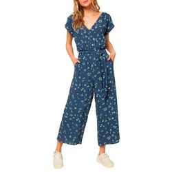 O'Neill Juniors Floral Nickie Jumpsuit