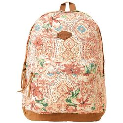 O'Neill Juniors Cotton Floral Mix Backpack