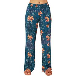 O Neill Juniors Johnny Floral Pants