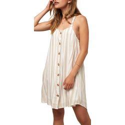 O'Neill Juniors Dray Stripe Dress