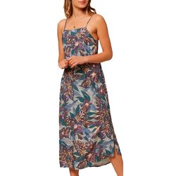 O'Neill Juniors Lexie Floral Print Dress