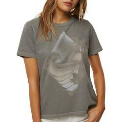 O'Neill Juniors Diamonds Tropical T-Shirt