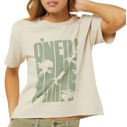 O'Neill Juniors Funness Tropical T-Shirt