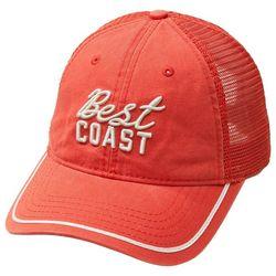 O'Neill Juniors Best Coast Embroidered Twill Trucker Hat