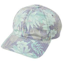 O'Neill Juniors Movement Tropical Palm Print Baseball Hat