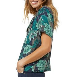 O'Neill Juniors Safari Button Down Top