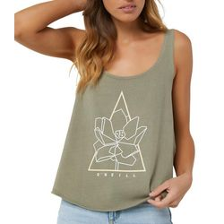 O'Neill Juniors Lotus Flower Tank Top