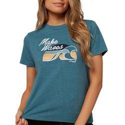 O'Neill Juniors O'Neill Make Waves T-shirt