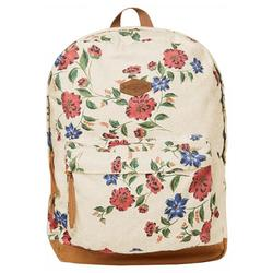 O'Neill Juniors Cotton Floral Backpack