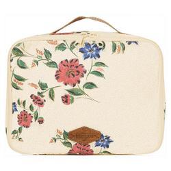 Juniors Cotton Floral Clutch