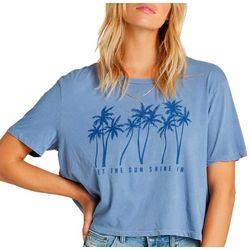 Billabong Juniors Let It Shine Short Sleeve T-Shirt