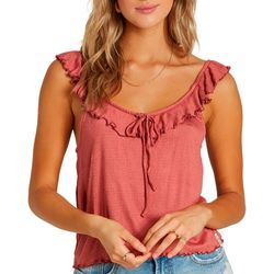 Billabong Juniors Chasing Summer Off The Shoulder Top