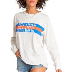 Billabong Juniors Love Strong Long Sleeve Top