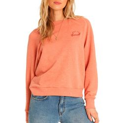 Billabong Juniors Keep Tryin' Fleece Sweatshirt