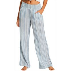 Billabong Juniors New Waves Striped Soft Pants