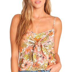 Billabong Juniors Let Me Loose Floral Camisole Top