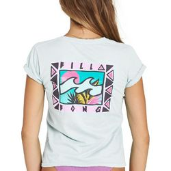 Billabong Juniors Wildlife Screen Print T-Shirt